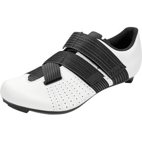 Fizik Tempo Powerstrap R5 Zapatillas Racing Bike, white/black